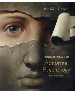 Buy: Test Bankfor Fundamentals of Abnormal Psychology