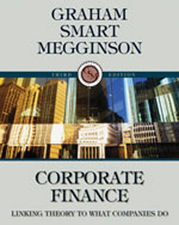 Buy: Test Bank for Corporate Finance Linking Theory to What Companies Do