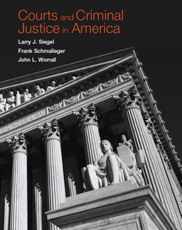 Buy: Test Bank for Courts and Criminal Justice in America
