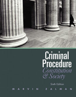 Buy: Test Bank for Criminal Procedure Constitution and Society