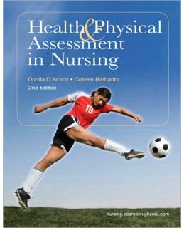 Buy: Test Bank for Health & Physical Assessment in Nursing