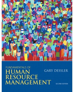 Buy: Test Bank for Fundamentals of Human Resource Management