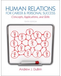 Buy: Test Bank for Human Relations for Career and Personal Success