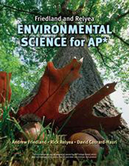 Buy: Test Bankfor Friedland Relyea Environmental Science for AP