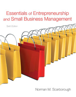 Buy: Test Bank for Essentials of Entrepreneurship and Small Business Management