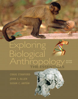 Buy: Test Bank for Exploring Biological Anthropology The Essentials