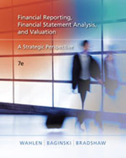 Buy: Test Bank for Financial Reporting Financial Statement Analysis and Valuation A Strategic Perspective
