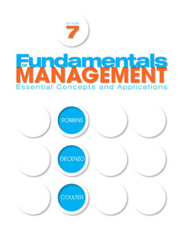 Buy: Test Bankfor Fundamentals of Management