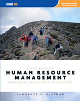 Buy: Test Bank for Human Resource Management A Managerial Tool for Competitive Advantage
