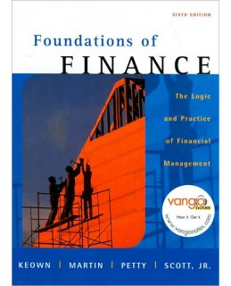 Buy: Test Bank for Foundations of Finance