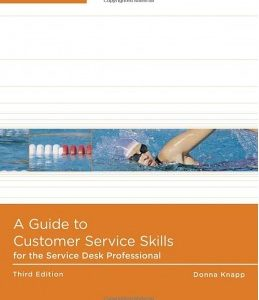 Buy: Test Bank for A Guide to Customer Service Skills for the Service Desk Professional