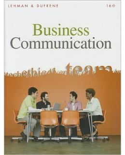 Buy: Test Bank for Business Communication