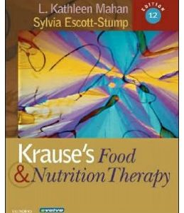 Buy: Test Bank for Krause's Food & Nutrition Therapy