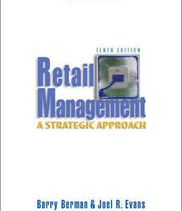 Buy: Test Bank for Retail Management A Strategic Approach