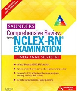 Buy: Test Bank for Saunders Comprehensive Review for NCLEX-RN Exam
