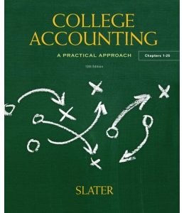 Buy: Test Bank for College Accounting