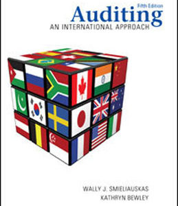 Buy: Test Bank for Auditing An International Approach