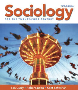 Buy: Test Bank for Sociology for the Twenty-First Century