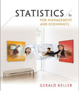Buy: Test Bank for Statistics for Management and Economics