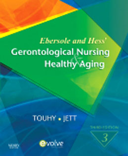 Buy: Test Bank for Ebersole and Hess Gerontological Nursing and Healthy Aging 3/e Touhy