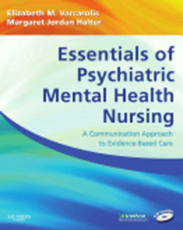 Buy: Test Bankfor Essentials of Psychiatric Mental Health Nursing A Communication Approach to Evidence Based Care