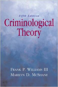 Buy: Test Bank for Criminological Theory