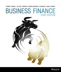 Solution Manual for Business Finance 1/E Parrino