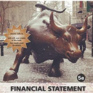 Solution Manual for Financial Statement Analysis and Valuation, 5th Edition, by Easton, McAnally, Sommers, Zhang, ISBN: 978-1-61853-233-6, ISBN: 9781618532336