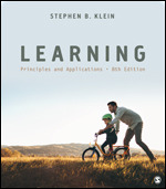Test Bank for Learning Principles and Applications 8/E Klein