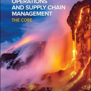 Test Bank for Operations and Supply Chain Management: The Core 5/E Jacobs