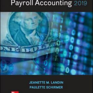Solution Manual for Payroll Accounting 2019 5/E Landin