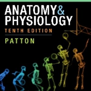 Test Bank for Anatomy and Physiology 10/E Patton
