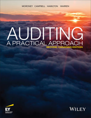 Test Bank for Auditing: A Practical Approach 2nd Canadian Edition Moroney