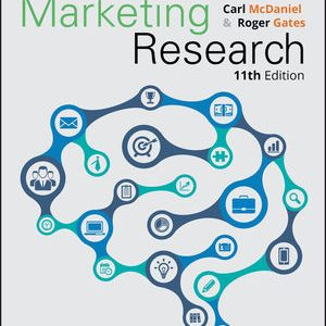 Test bank for Marketing Research 11th Edition Mcdaniel