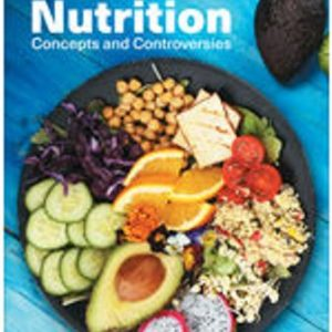 Test Bank for Nutrition: Concepts and Controversies 5/E Sizer