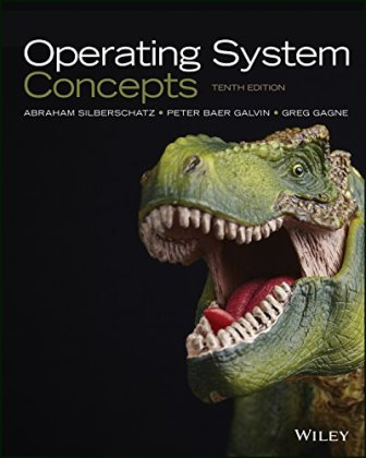 Test Bank for Operating System Concepts 10th Edition Abraham Silberschatz