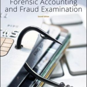 Solution Manual for Forensic Accounting and Fraud Examination 2/E Kranacher