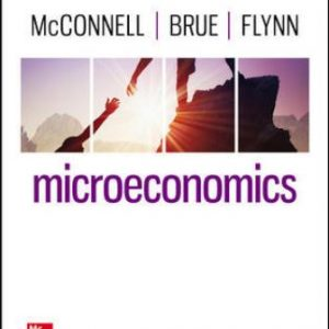 Test Bank for Microeconomics 22/E McConnell