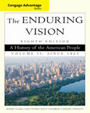Test Bank for The Enduring Vision: A History of the American People Volume II 8th Edition Paul S. Boyer