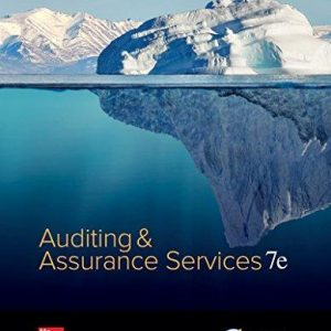 Test Bank for Auditing & Assurance Services 7th Edition Louwers