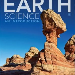 Test Bank for Earth Science 3/E Hendrix