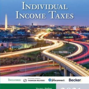 Test Bank for South-Western Federal Taxation 2021: Individual Income Taxes 44/E Young