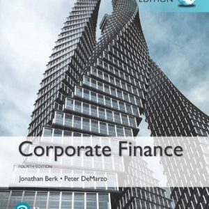 Test Bank for Corporate Finance Global Edition 4th Edition Jonathan Berk