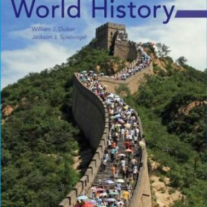 Test Bank for The Essential World History 9th Edition William J. Duiker