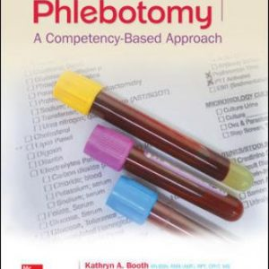 Test Bank for Phlebotomy: A Competency Based Approach 5/E Booth