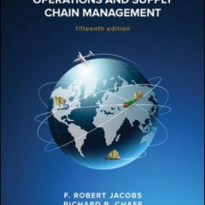 Test Bank for Operations and Supply Chain Management 15/E Jacobs