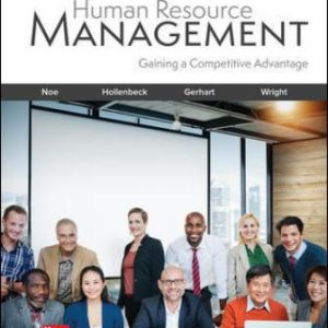 Test Bank for Human Resource Management 11th Edition Raymond Noe