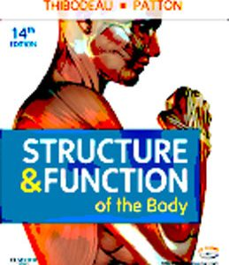 Test Bank for Structure and Function of the Body 14th Edition Thibodeau