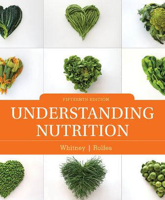 Solution Manual for Understanding Nutrition 15/E Whitney