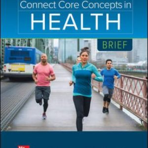 Test Bank for Connect Core Concepts in Health BRIEF 17/E Insel